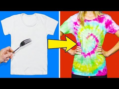 27 COLORFUL AND SIMPLE T-SHIRT IDEAS