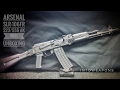 Arsenal SLR-106FR .223 AK Rifle:  Unboxing & Overview