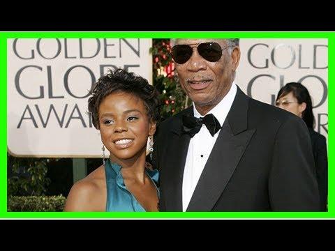 Breaking News   Morgan Freeman's Step-granddaughter Spoke About 'grandpa Feelings' Before Her Murde