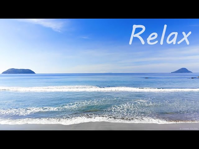 Relaxing Music and Sunny Day Tropical Beaches - Relax Sunday v2