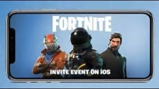 (FORTNITE MOBILE INVITE CODES) Fortnite Ps4 DUB