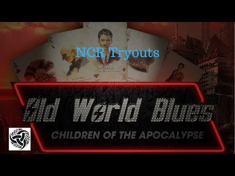 HOI4 Old World Blues NCR Tryouts 1