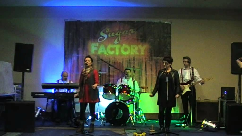 Sugar Factory Band Ireland