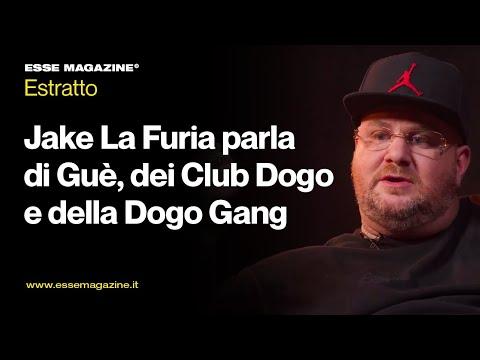 Jake La Furia parla di Guè, dei Club Dogo e della Dogo Gang: Reunion possibile? | ESSE MAGAZINE