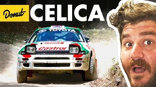 TOYOTA CELICA - Everything You Need to Know | Up to Speed