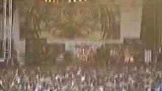 Meshuggah - New Millenium Cyanide Christ live