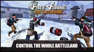 Free Firing Battleground: Fire Squad Survival Android Gameplay screenshot 2