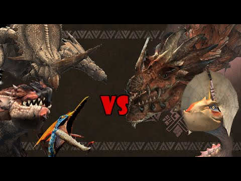 Monster Hunter Brawl