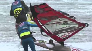 Windsurfing in Ireland - Mission 1 - Red Bull Storm Chase 2013 - Music By Ben Ansaldo