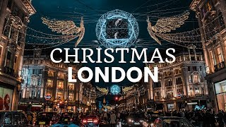Christmas in London England - One of the Best in the World