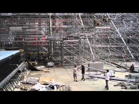 Подготовка на Казань-Арене к ЧМ-2015 идет полным ходом