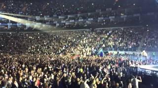 Usher world tour 2015 london