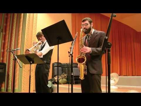Michael Gamble and the Rhythm Serenaders - Don't Be That Way