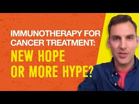 Immunotherapy: New Hope or More Hype?