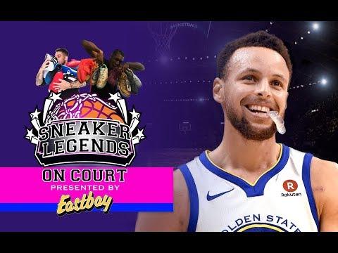 NBA All-Star Sneaker Talk with Team Stephen | Sneaker Legends