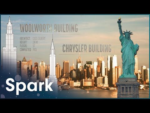 America's Greatest Skyscrapers | Building To The Sky | Spark