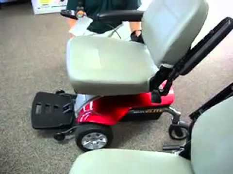 Jazzy Select Elite Power Chair Medicare Approved  YouTube