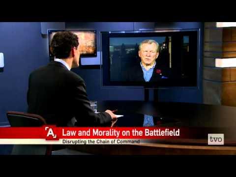 Maj.-Gen. Lewis MacKenzie: Law & Morality on the