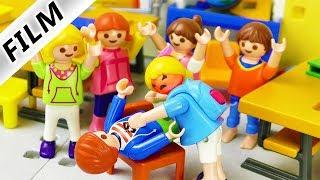 Playmobil Film deutsch | HANNAH zurück in der GRUNDSCHULE?! Das gibt STREIT mit Julian Vogel | Serie