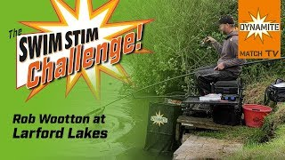 Match Fishing - Swim Stim Challenge 2 - Rob Wootton Double-Figure Carp on the Method