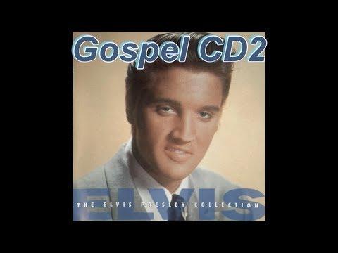 Elvis - The Elvis Presley Collection  Gospel CD 2