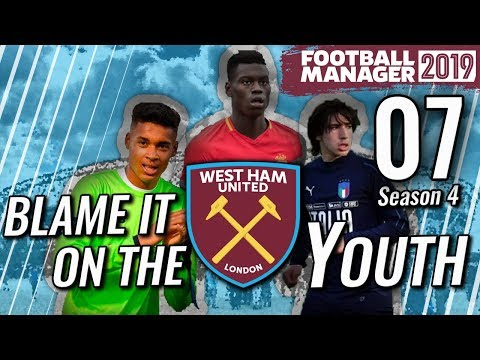 FM19 West Ham S4 Ep 7 - A TALE OF ONE CITY - Man City & Man Utd - Football Manager 2019 Let's Play