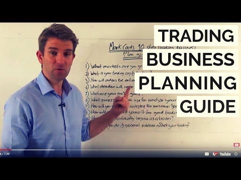 10 Step Trading Business Plan Guide 🔟