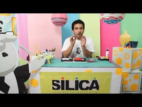 3D Model Making for NIFT Situation Test with Gaurav Juyal | SILICA