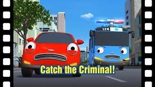Tayo catch the criminal! l 📽 Tayo