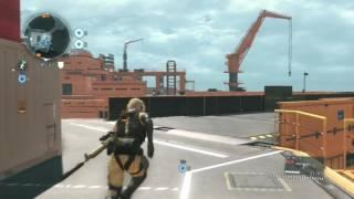 MGO3: Rank Up, Rank Down