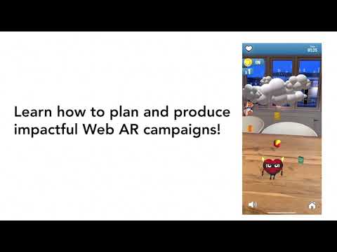 AWE Academy introduction: WEB AR Workshop for brand managers and agencies