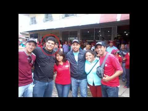 Los asesinos y culpables de Genesis Carmona 18F son dirigentes juveniles del PSUV de valencia