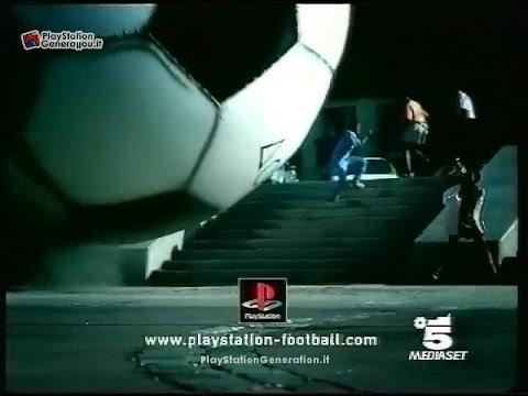 PlayStation - Sponsor UEFA Champions League - 1999/00