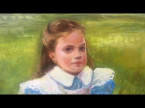 Paintings Have Stories - Portraits Mother Painted - Oil Paintings