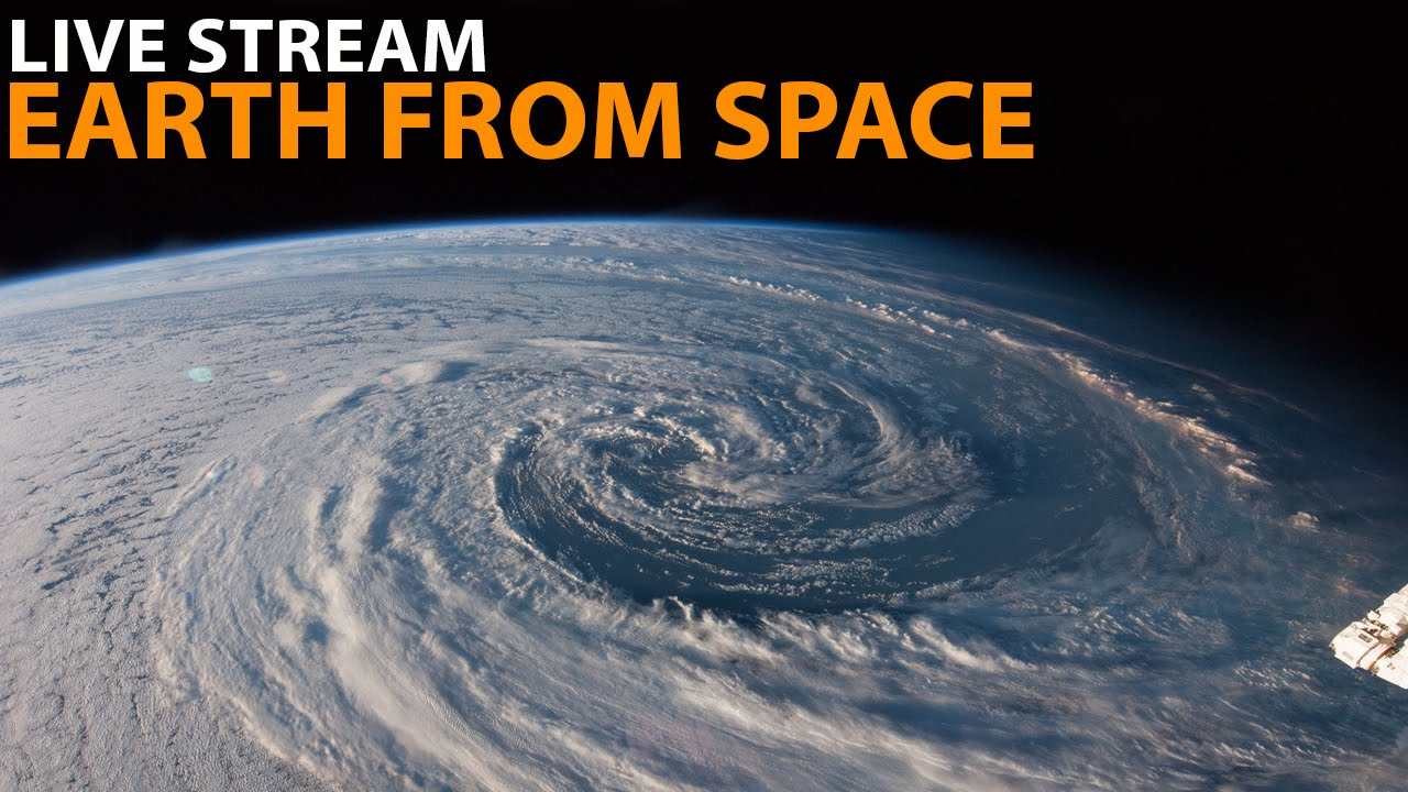 NASA Video : ISS LIVE Stream: NEW STREAM ONLINE - SEE ...