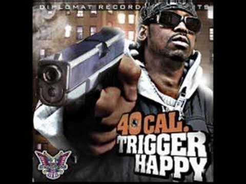 40 Cal ft Akon-Outlaw