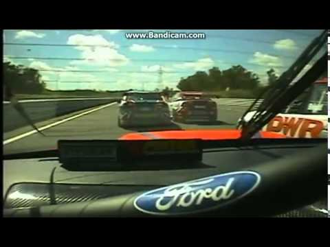 V8 Supercars Flashback - Marcos Ambrose vs Russell Ingall (Darwin 2004)