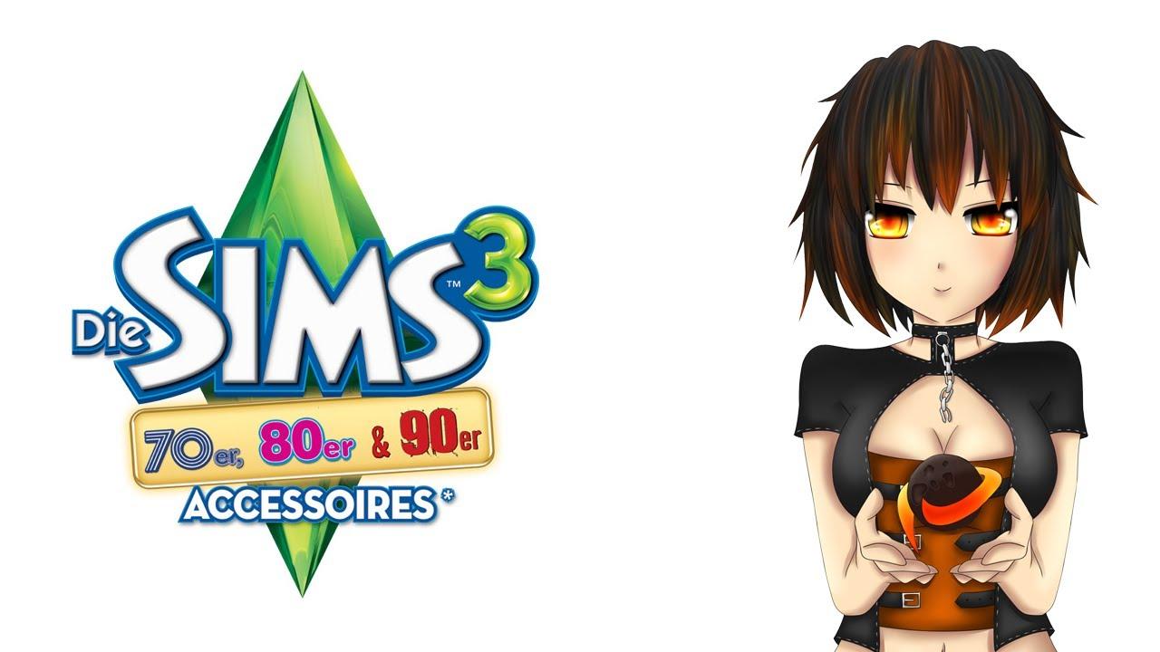 Sims 3 70er 80er 90er Accessoires Trailer German Hd Youtube