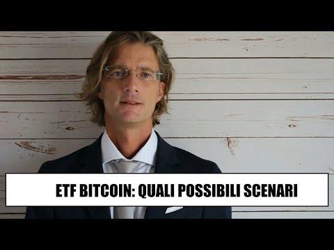 ETF Bitcoin: quali possibili scenari