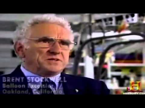 The Colorful History of Hot Air Balloons    History Channel Documentary