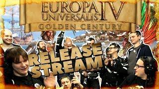 Europa Universalis IV   Golden Century Release Stream