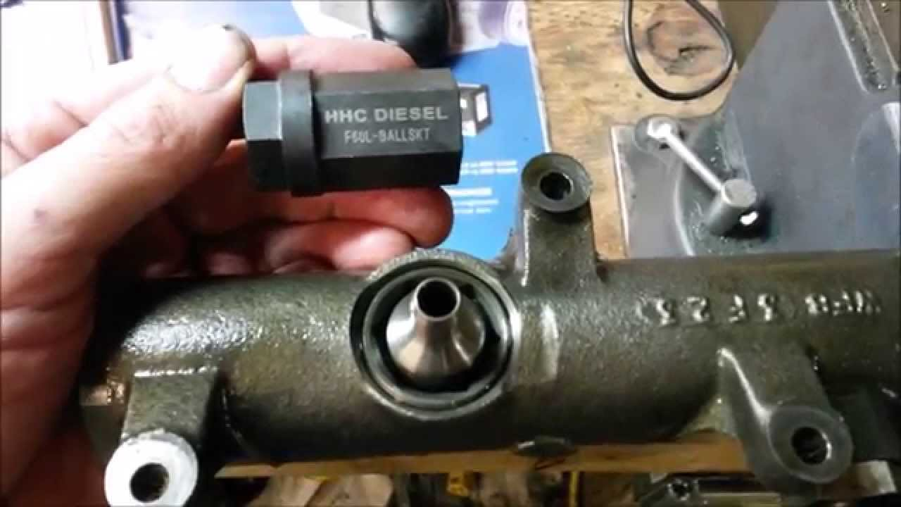 UPDATED Fuel Injector Top O-Rings/Seals ~ The Whole Story - Ford
