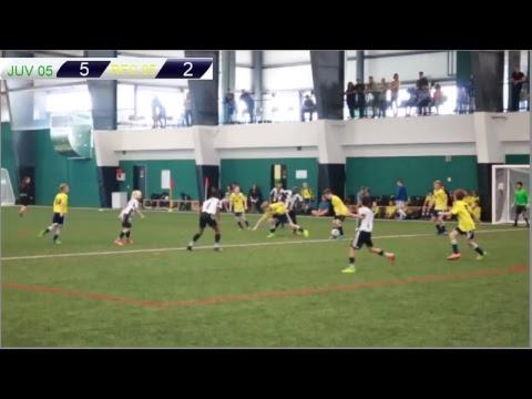 Rangers FC vs Edmonton Juventus | 05 Boys Final | Junior Cup | CFN