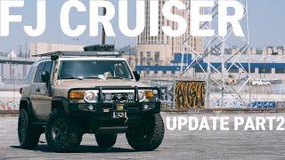 꽉카 FJ Cruiser 업데이트 Part2  업그레이…