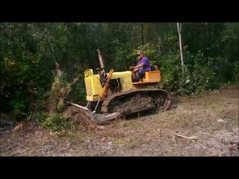A Small Dozer Video Just For You, And We Now Have Waterfront