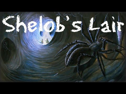 Shelob's Lair Ambiance