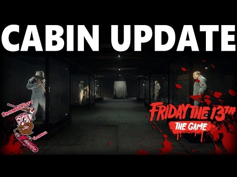 Friday the 13th: The Game   NEW Virtual Cabin Update   NEW JASON & COUNSELOR MODELS  [1080p]