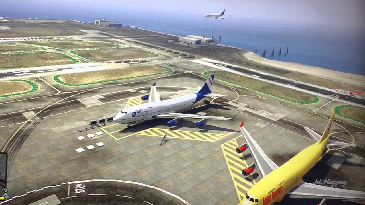 Gta 5 Fly Us Flugzeuge