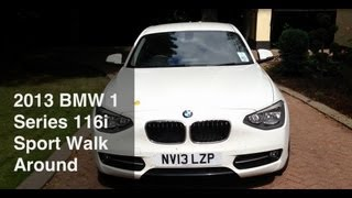 BMW 1-Series 2013 Videos