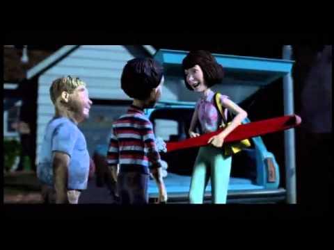 Monster House Trailer 1 Youtube
